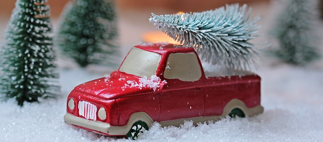 Tying a very large Christmas tree to your car and having it affect your driving may result in Reckless Driving or Careless Driving charges in Fort Collins.